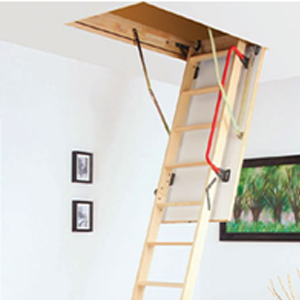 drvo tavanske stepenice OLK