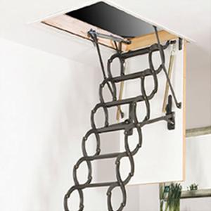 metalne tavanske stepenice