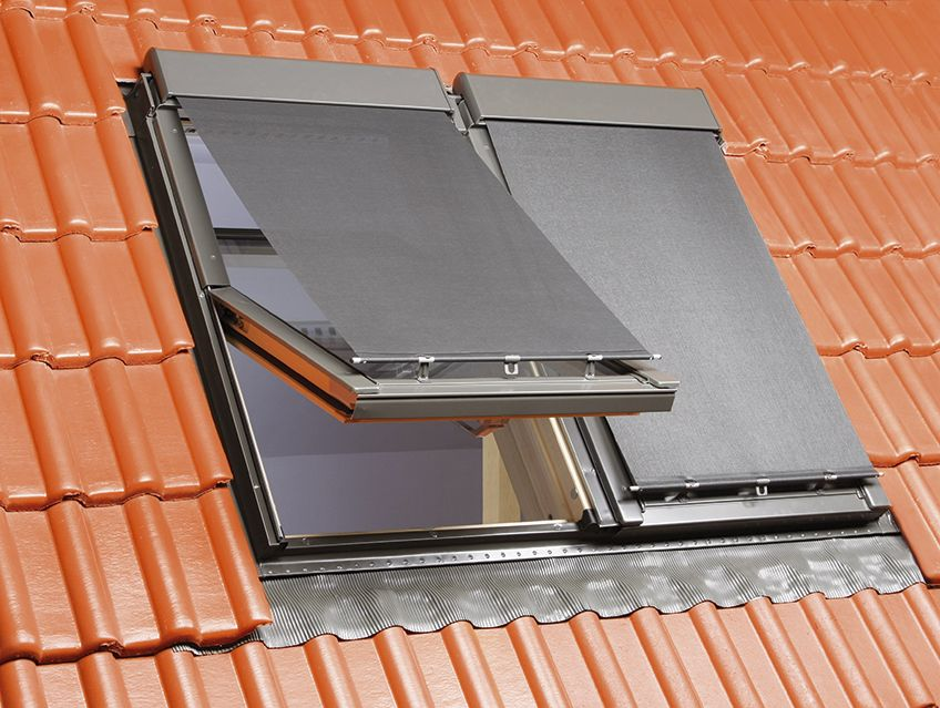 Fakro spoljne tende zastita od sunca za krovne prozore