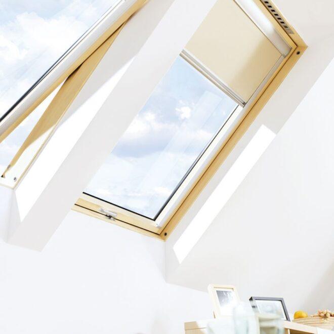 fakro unutrasnje roletne ili zavese za krovni prozor