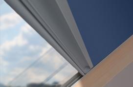 Unutrasnje roletne za krovne prozore za zatamnjivanje prostorije