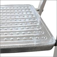 kućne aluminijumske merdevine platforma