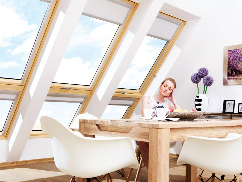 Fakro krovne balkon galerije