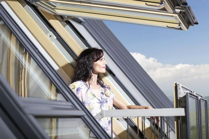 Fakro krovni balkon izlaz