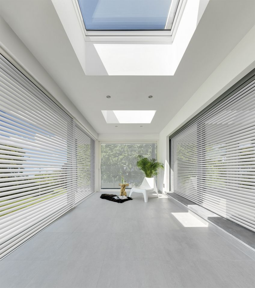 def prozori za ravan krov